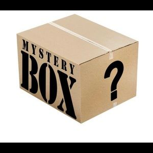 Other - Mystery box of makeup!!